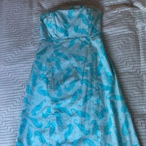 Sz 6 Vintage Lily Pulitzer Dress in Excellent Cond
